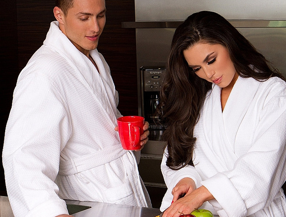 Robe Accommodation: Hotel Spa Robes By