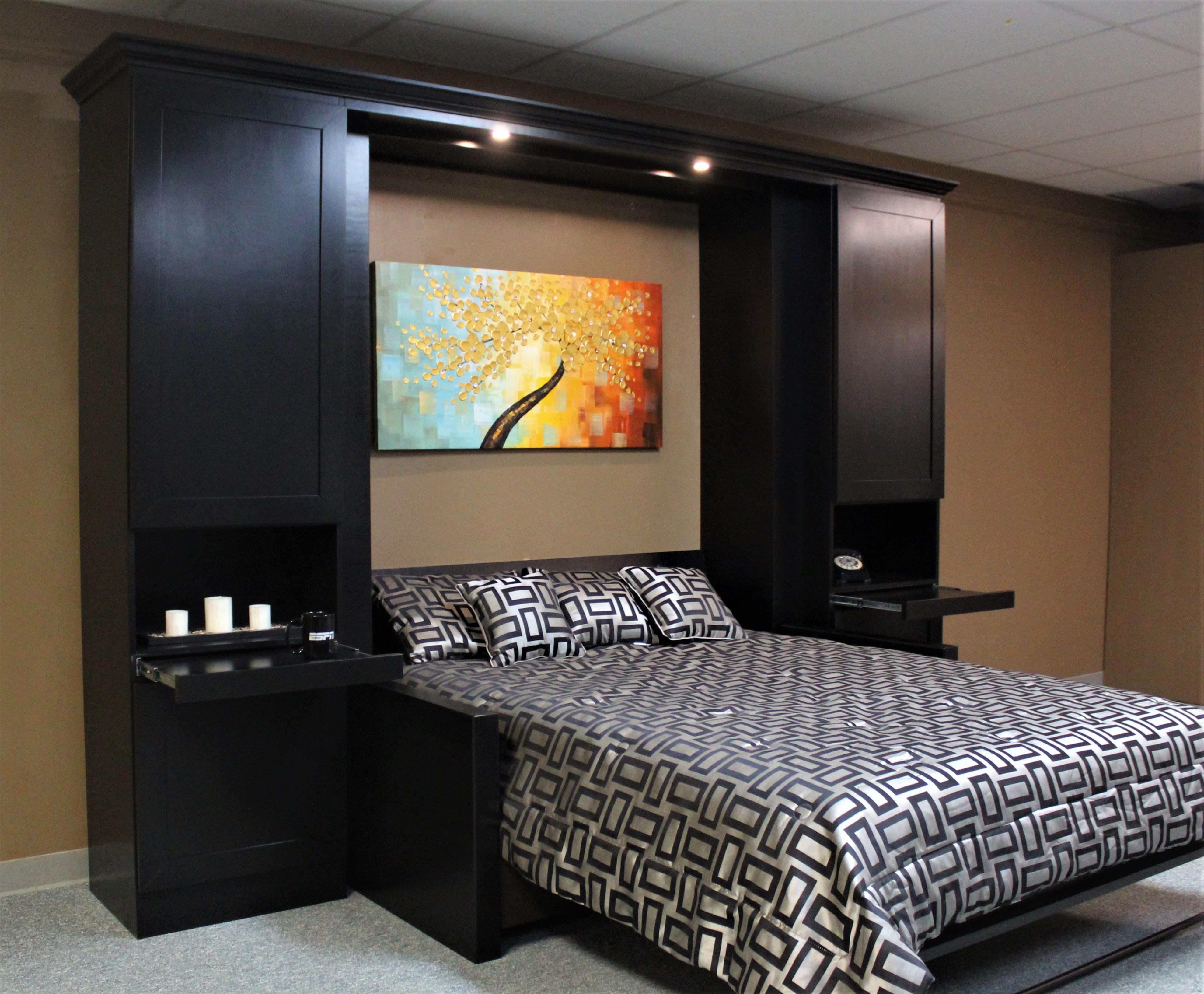 Marriott Murphy Bed