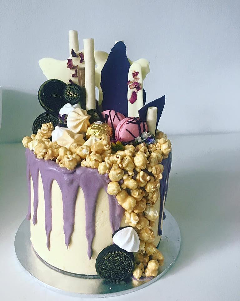 School Cake Design