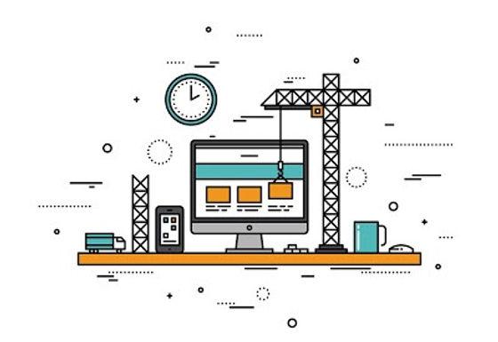website_building_modern_line_style_web_construction_creative_design_development_vector_illustration_
