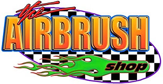 The Airbrush Shop Custom Airbrushing