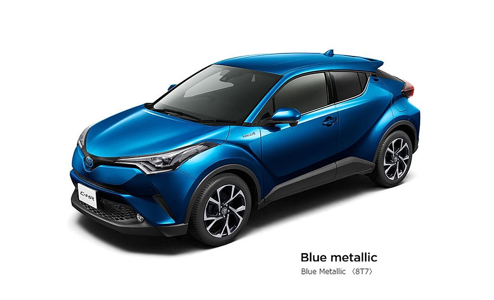 All New Toyota C Hr Compact Suv