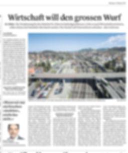 Wirtschaft will den grossen Wurf St.Fiden