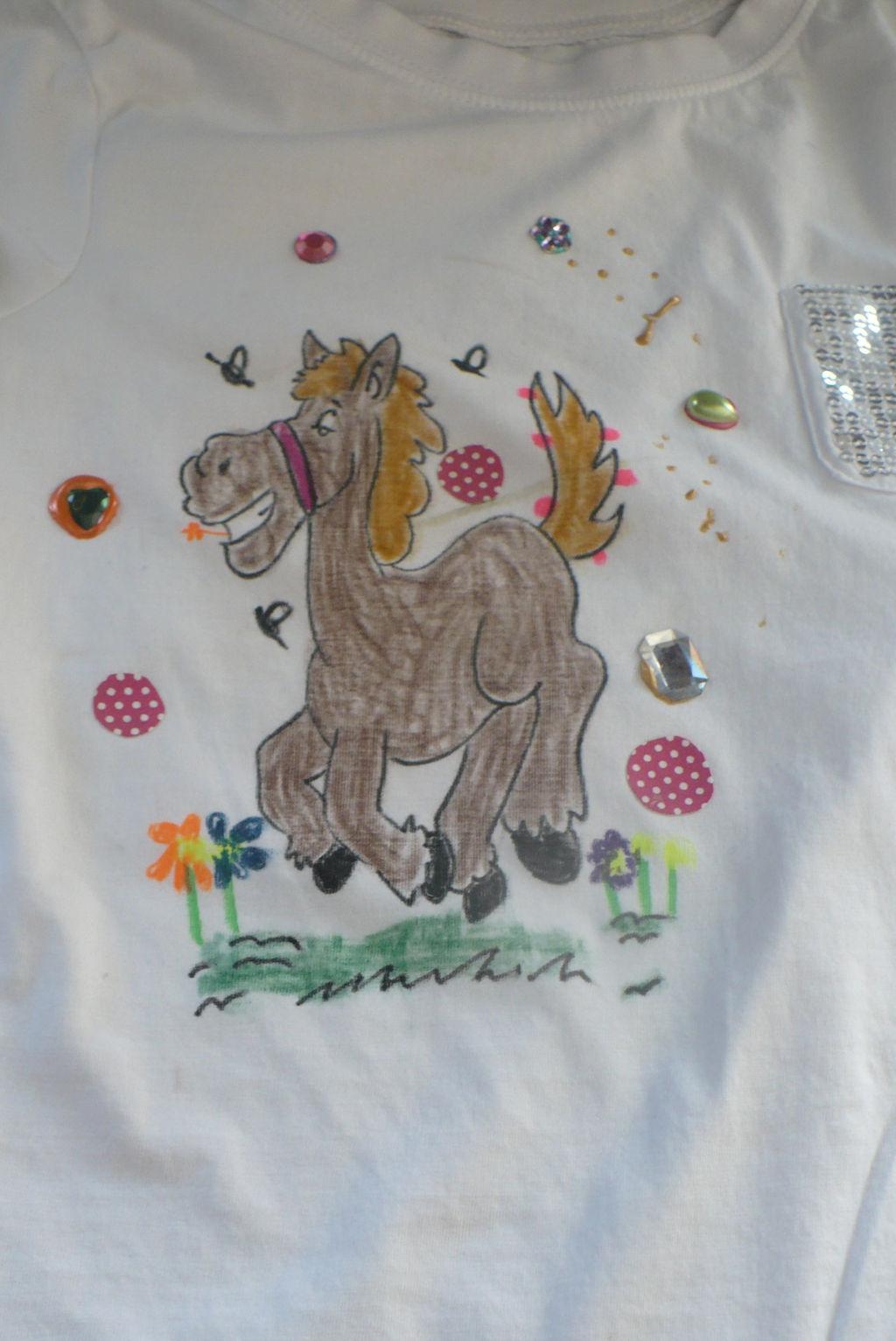 Création de t-shirt