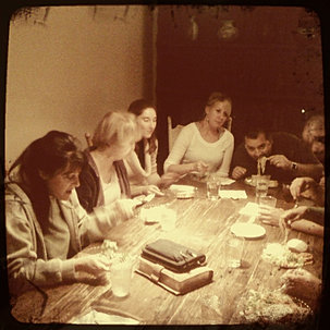 Past- Small Group Dinner