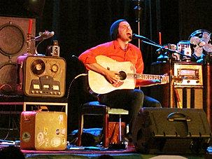 Josh Garrels concert