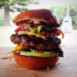 Gourmet Angus Burger