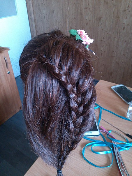 Плетение кос екатеринбург