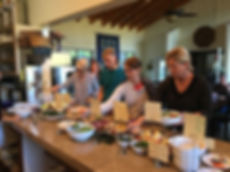 Photo of Meal Serviceat Well Being Retreat Center in Tazewell, TN