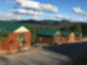 Tiny Houses at Well Being Retreat Center