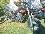 corven TRAIX 200 END MOTARD