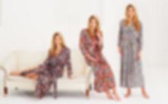 Fiona Clare Silk Kimonos