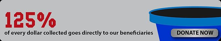 CSB donate Virtual Spirit Bucket