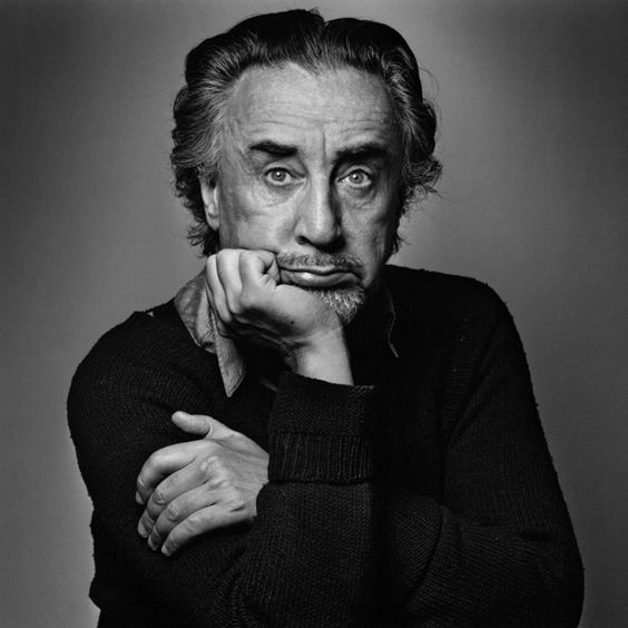 Portrait de Romain Gary