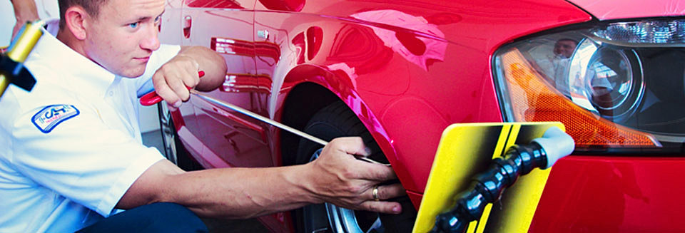 car dent repair near me