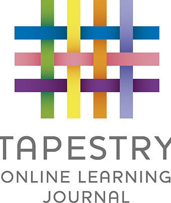 Image result for tapestry learning journal