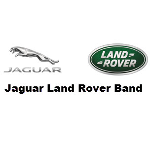 Jaguar Land Rover Brass Band Mobile Diary - Jag land rover