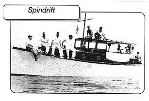 Spindrift.