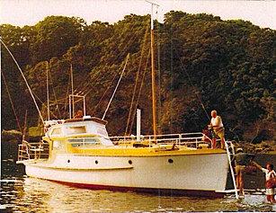 Marline- Mayor Island