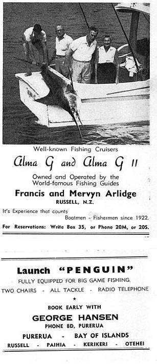 Alma G - Penguin