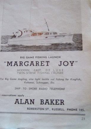Margaret Joy.