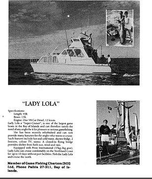 Lady Lola