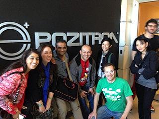 Pozitron office, Istanbul