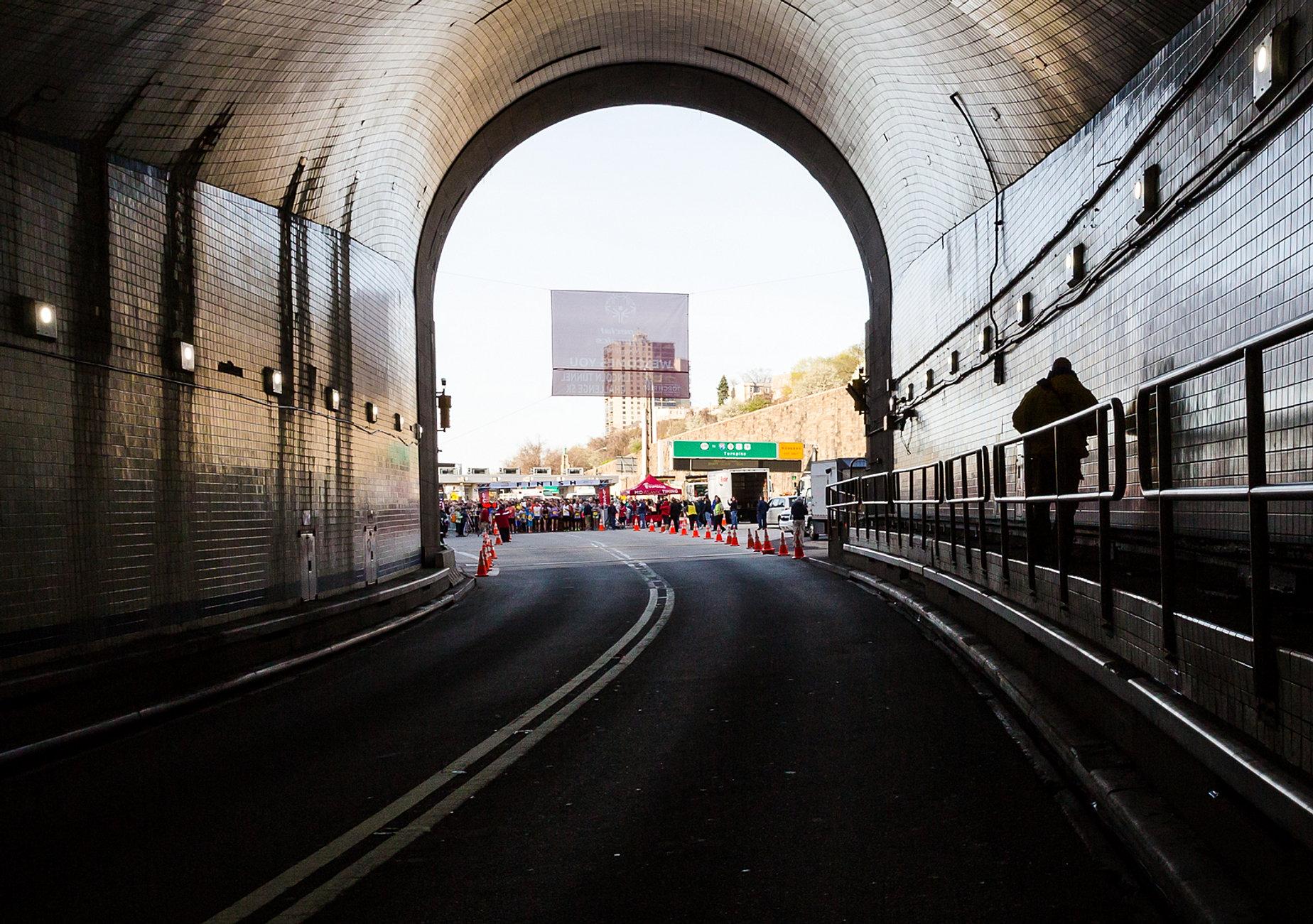 Lincoln Tunnel Challenge 5k