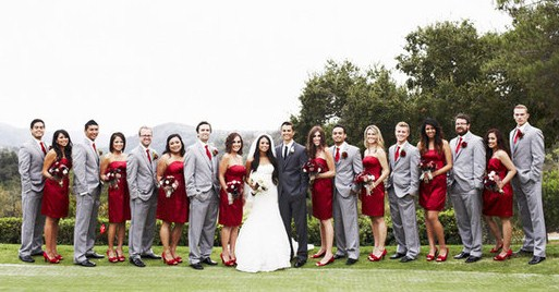 92+ Wedding Colors Red And Grey - Take A Look At All Of The Photos ...