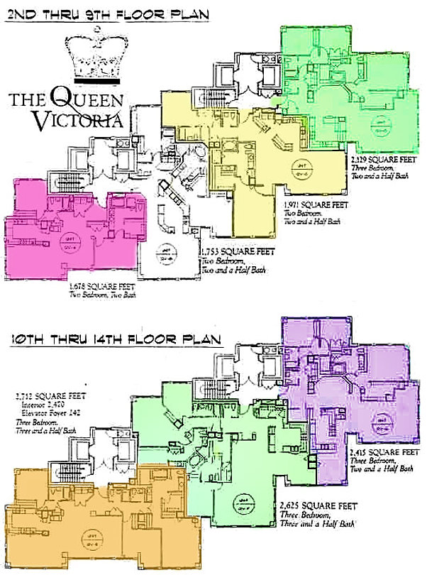 Queen victoria condo kakaako pet friendly verify for Floor plans victoria bc