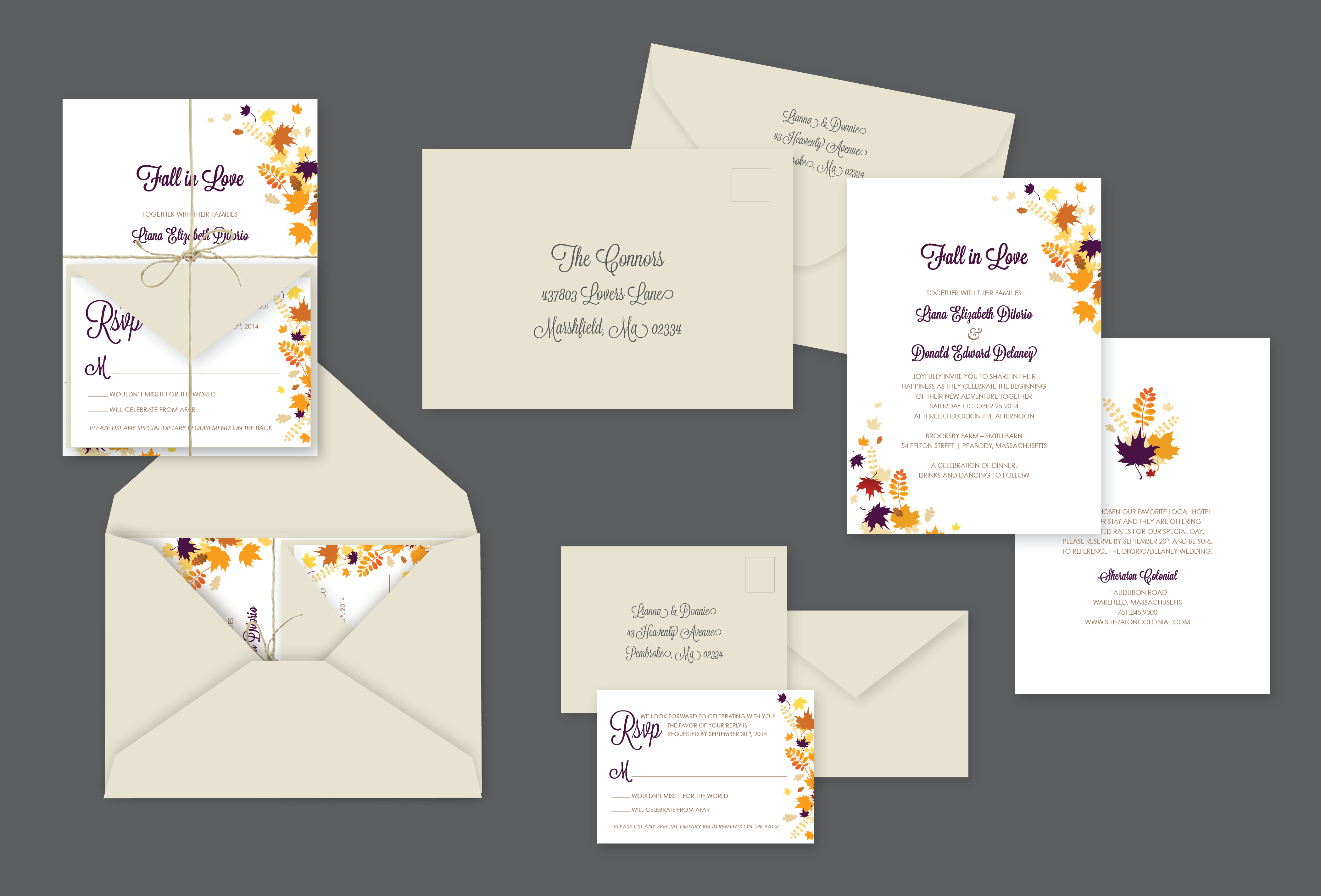 Wedding Invitation Rsvp is good invitation design