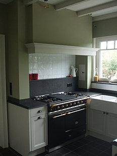 Landhuis keukens for Keuken landhuis