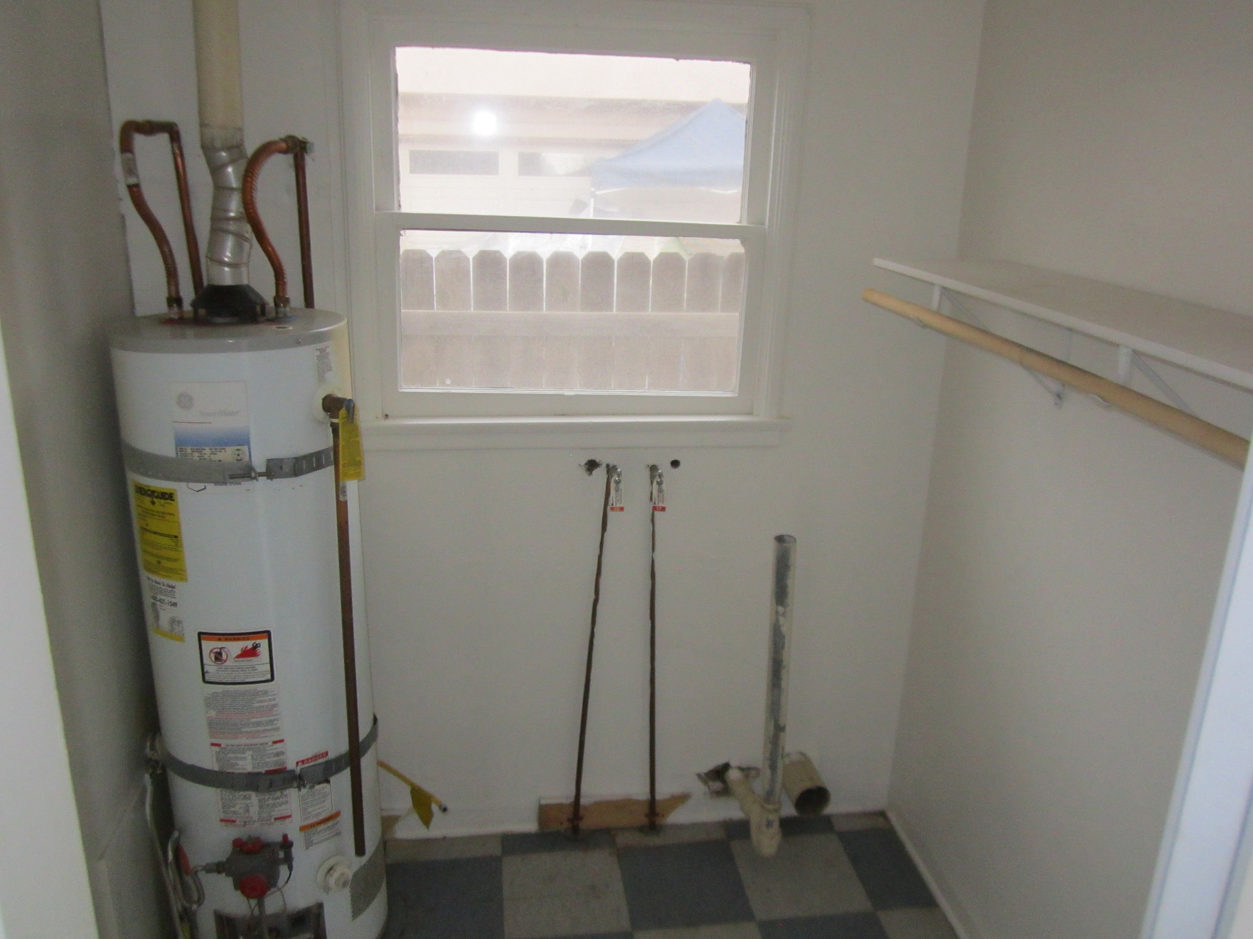 805 Property Management, Justin Cochrane | laundry room