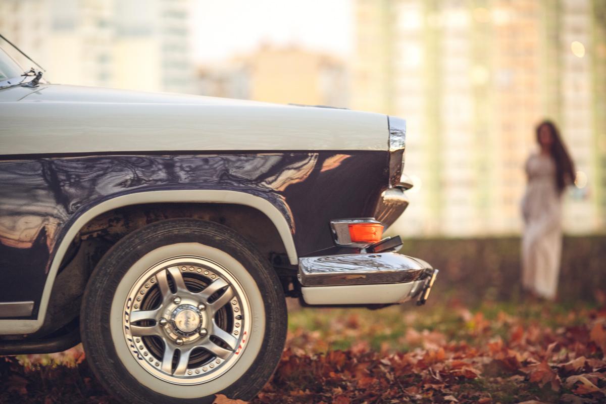 Ретро автомобиль в аренду москва