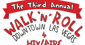 Walk'n'Roll for HIV/AIDS 2013