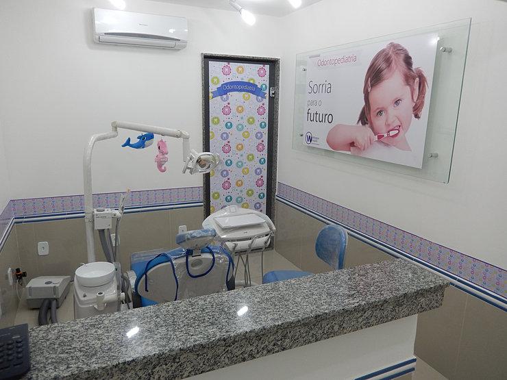 Espaço diferenciado para crianças