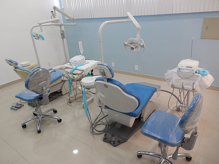 Novo centro cirurgico