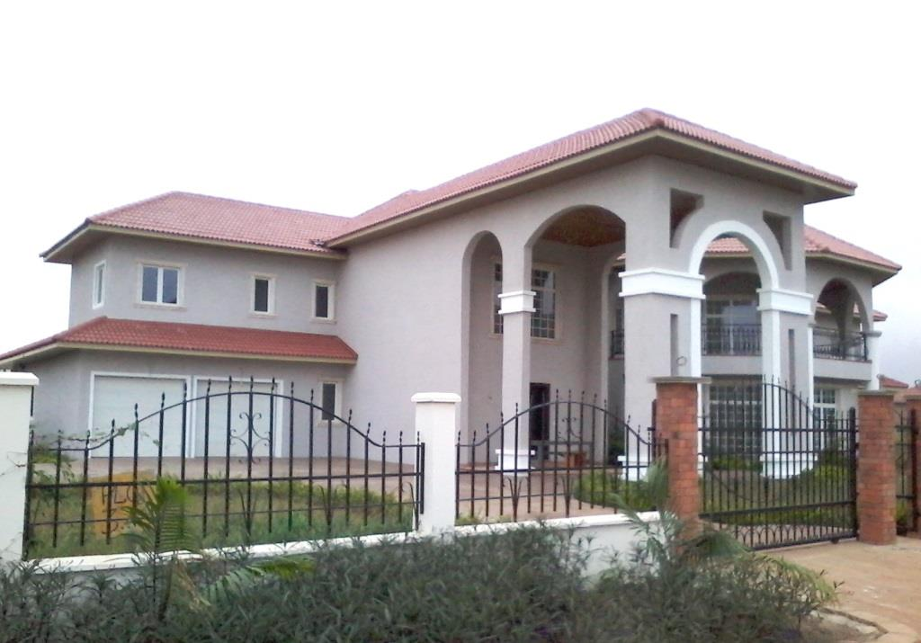 Brand new trasacco valley house for sale in accra ghana for Modern houses in ghana