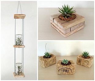Muebles de palets - Rinconeras de madera ...