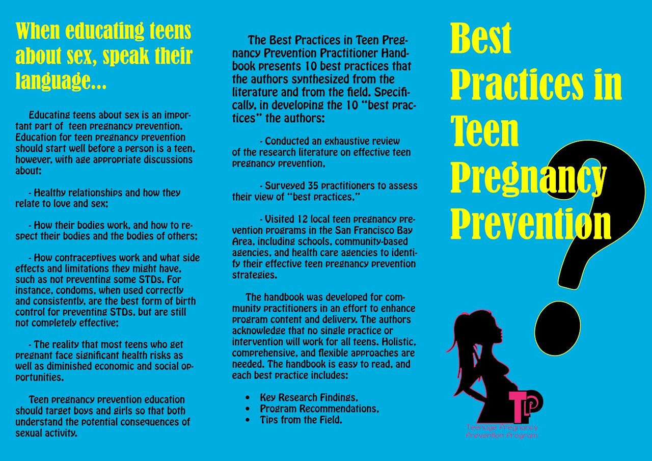 prevention and intervention for teen pregnancy The bureau of community health nursing consist of advanced practice masters and doctorate intervention and teen pregnancy prevention healthy families.