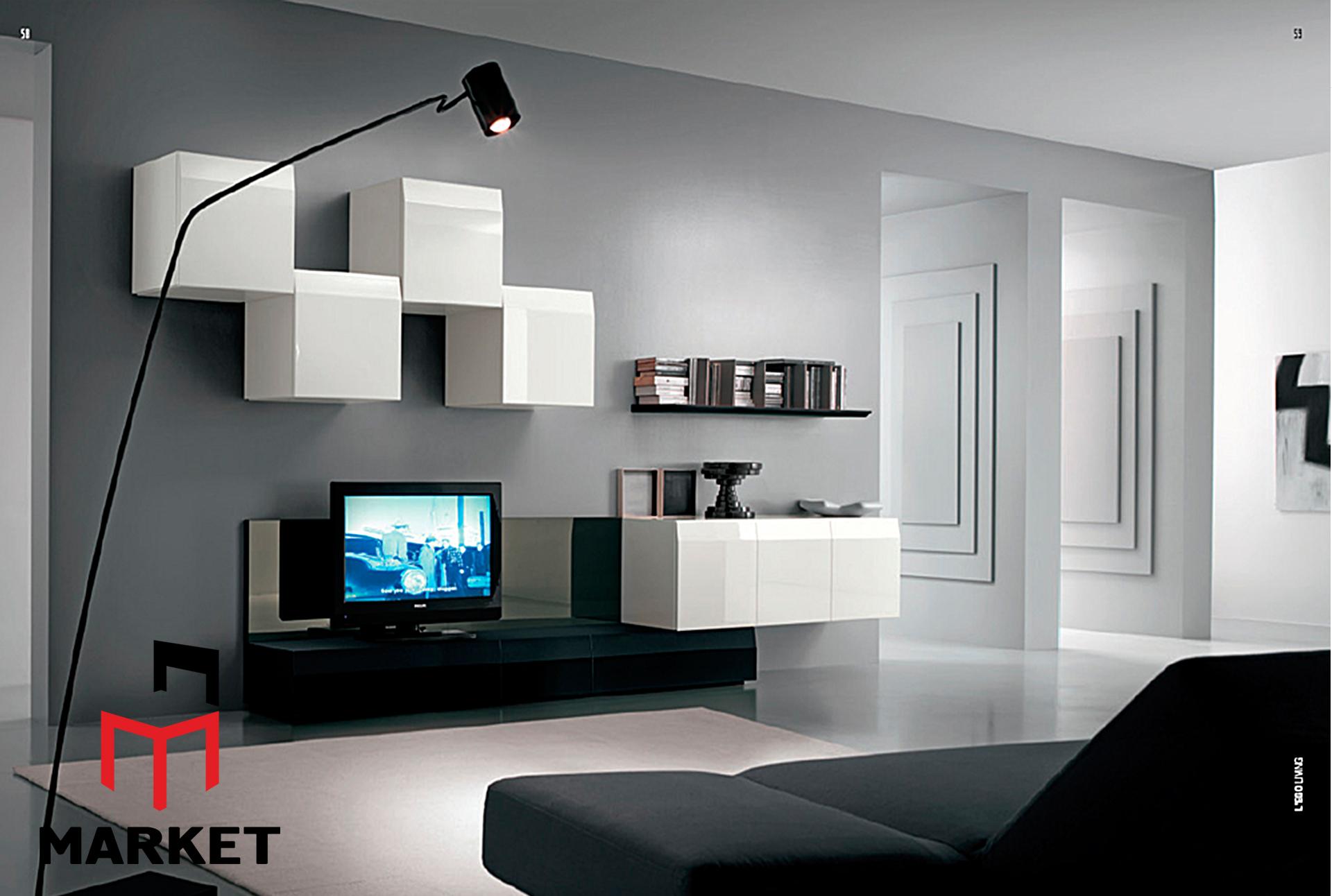 Гостиная Мебель В Стиле Модерн