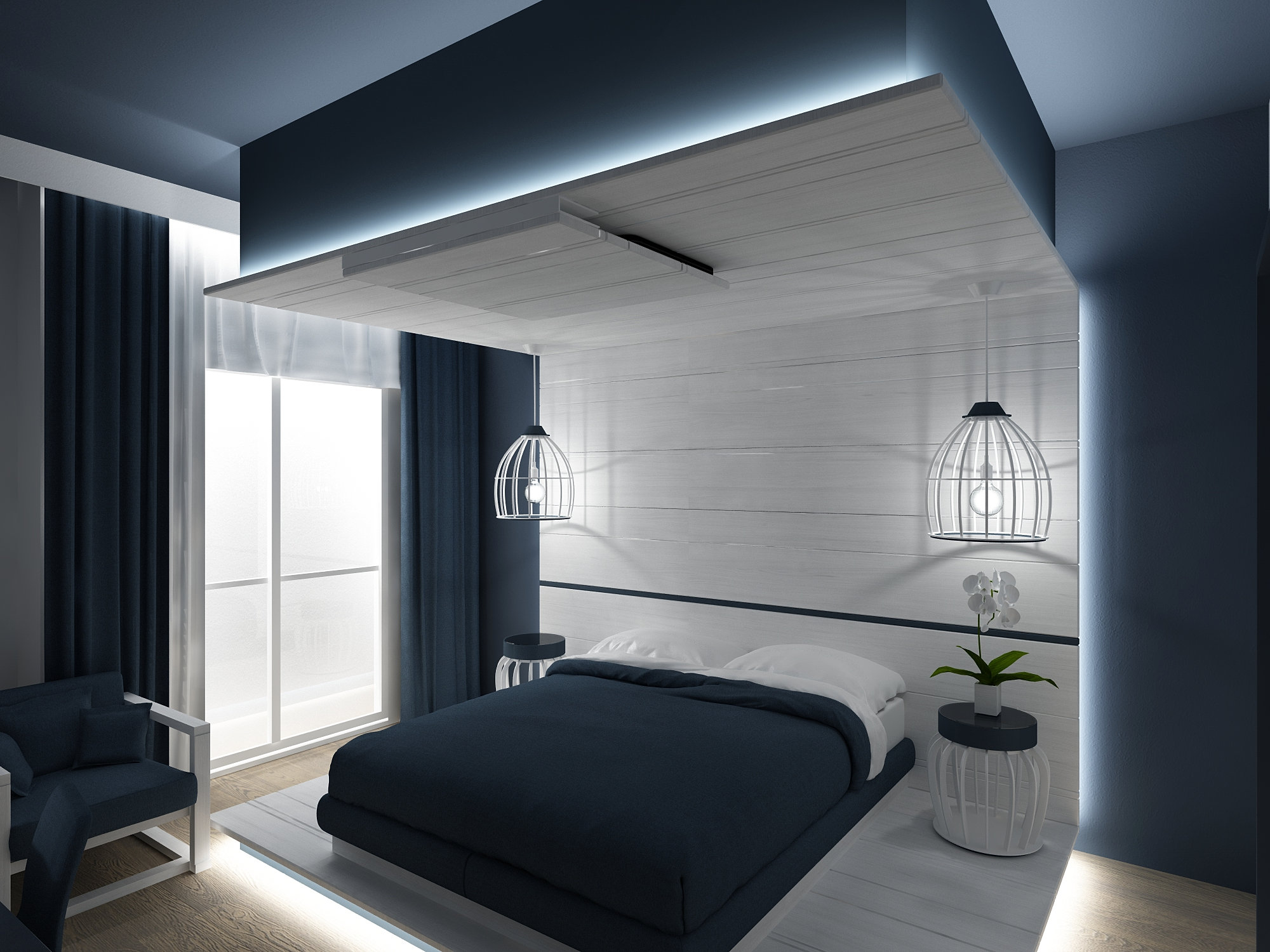 Iarchitects Architecture And Design Studio Hotel Room Design - Bedroom design concepts