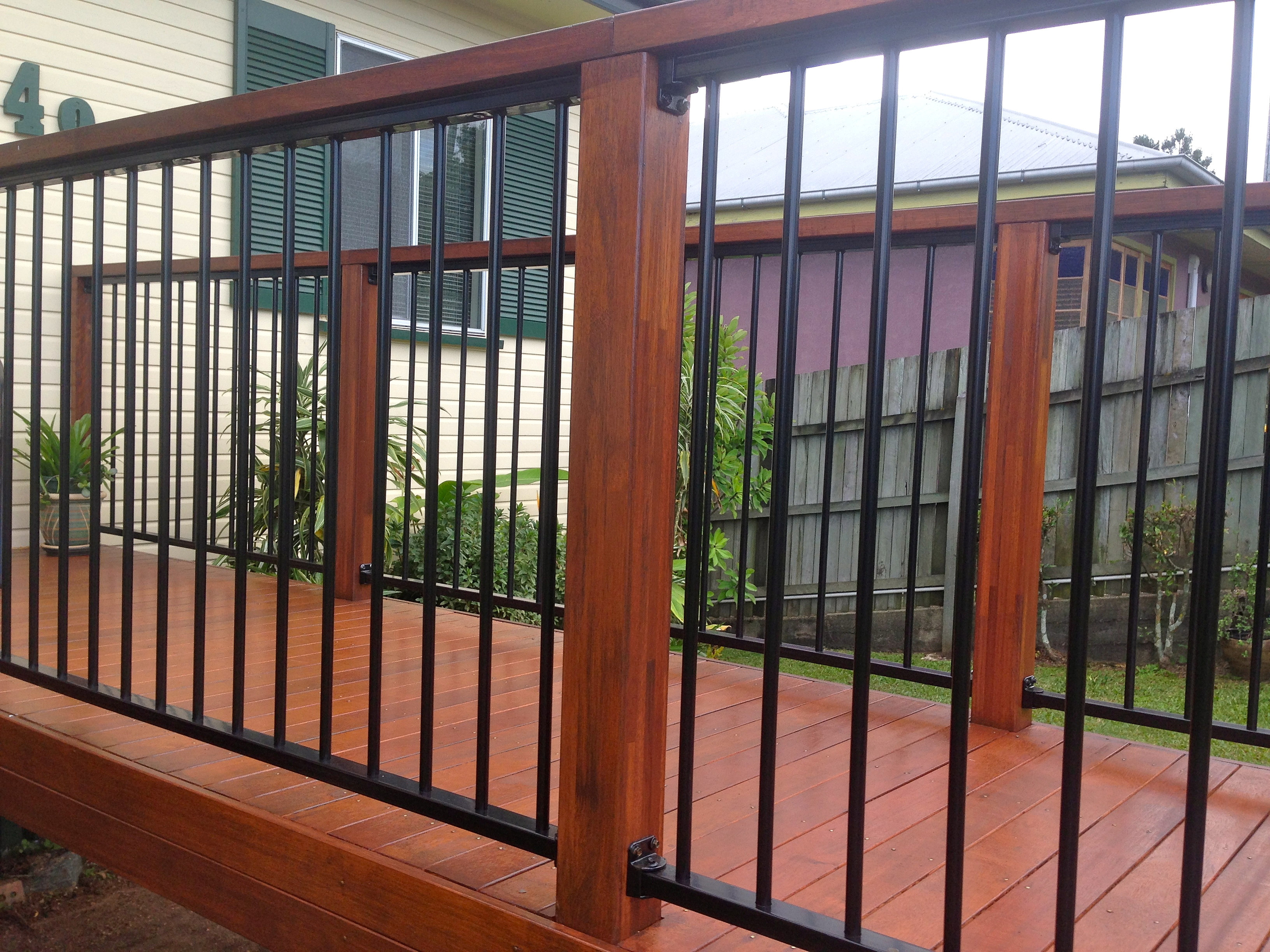 All Things Timber - 0439 753 653   pool fencing and kwila ...