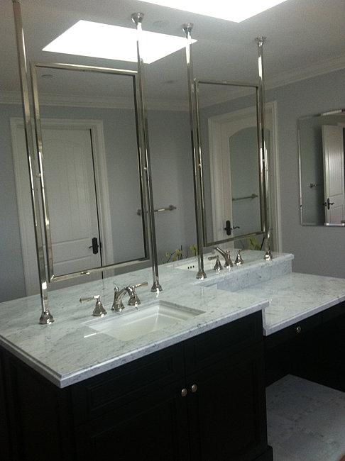 Solid Surfaces - Marble  - California Progressive Construction