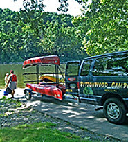 Area attractions camp stonewall