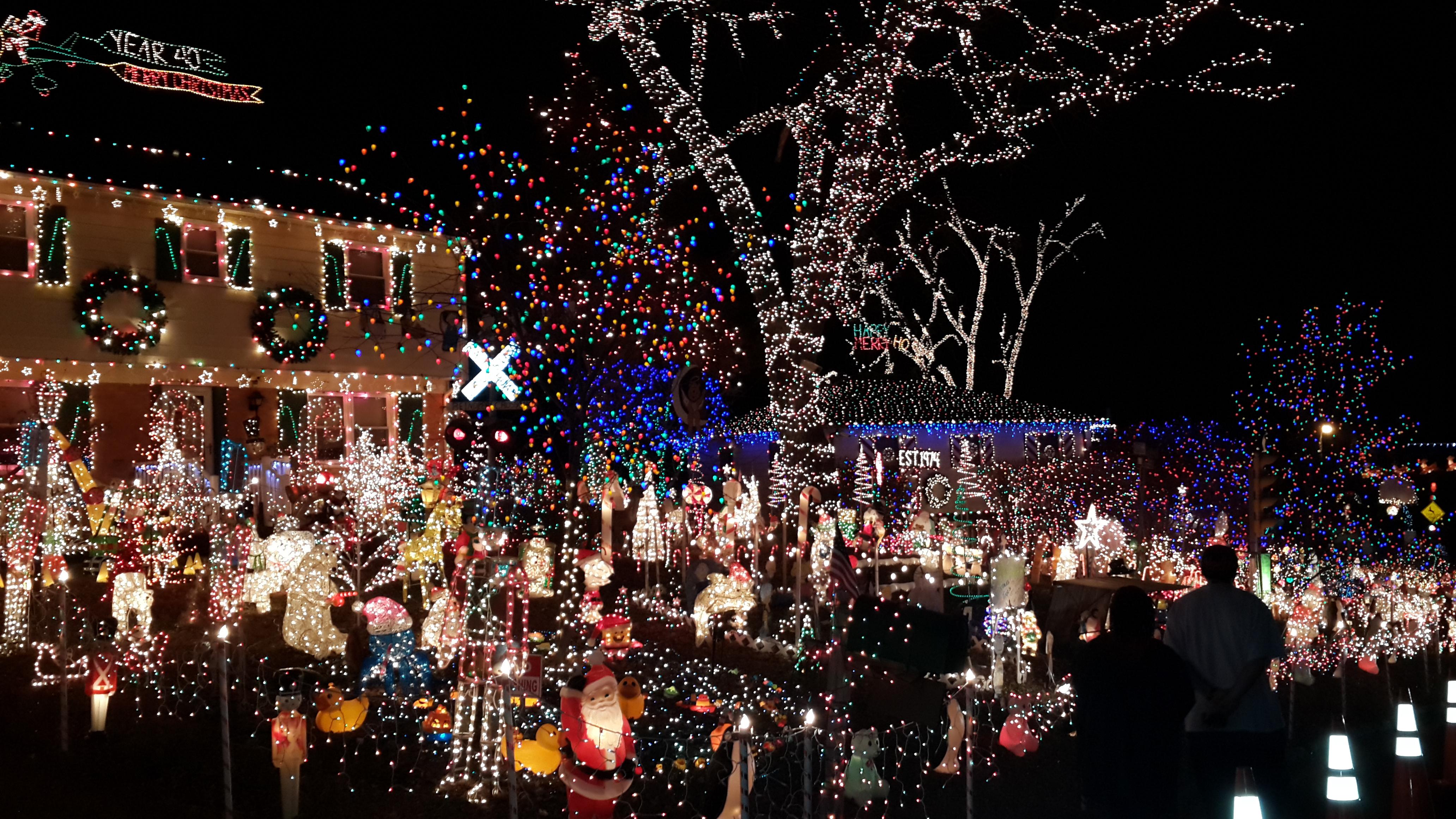 Tacky lights | Weihnachtsdekoration | miriam-drawe
