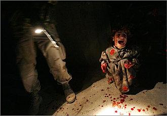 Irak'ta Taşlar Bile Kan Ağlıyor