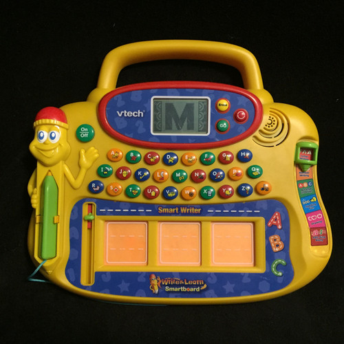 vtech write and learn smartboard yellow unit