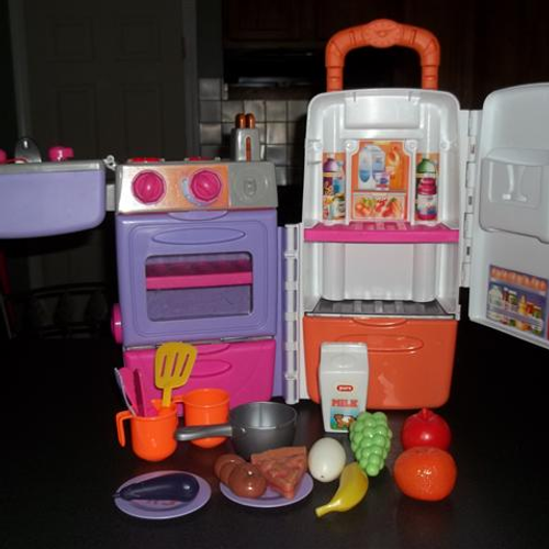 our collection playskool fold n roll kitchen you are