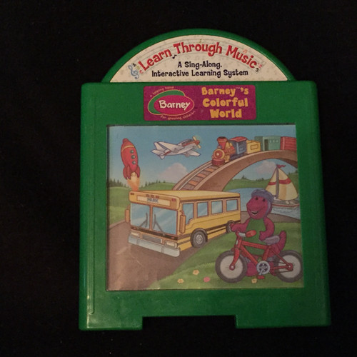 Learn Through Music Sing a long System & 3 cartridges-Dora ...